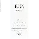 Vinya Oculta El Pi 2013
